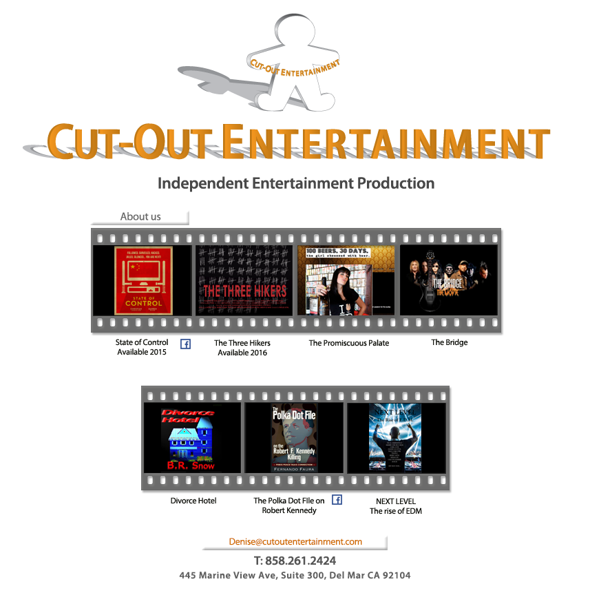 Cut Out Entertainment